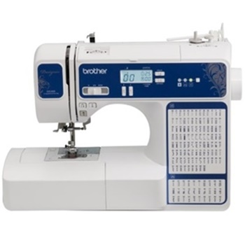 Brother Designio Series, DZ2400, Computerized Sewing, and Quilting Machine