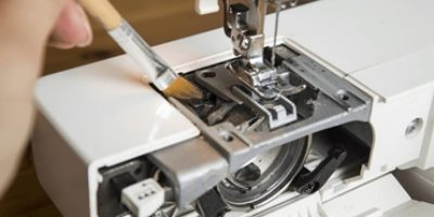 How to Maintain Your Sewing Machine Cleaning and Oiling Featured