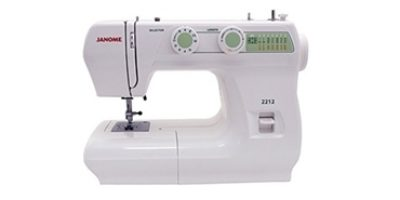 Janome 2212 Featured