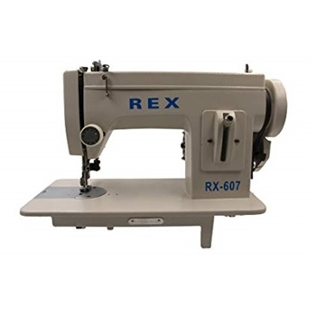 Rex Portable Walking-foot Sewing Machine