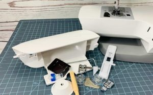 How to Set Up Your Sewing Machine Straight Out of the Box Featured