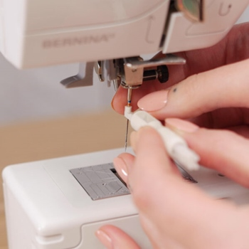 Set Up Your Sewing Machine